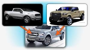 100 Ford Atlas Truck These Are The Designs That Became S Concept