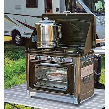 Blackstone Patio Oven Assembly by Outdoor Camp Oven 2 Burner Range And Stove Camp Chef Coven