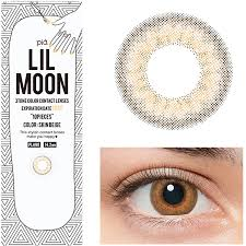 Halloween Contacts No Prescription Needed by Buy Lilmoon 1 Day Skin Beige Colored Contacts Eyecandys