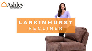 Ashley Larkinhurst Sofa And Loveseat by Ashley Homestore I Larkinhurst Recliner Youtube