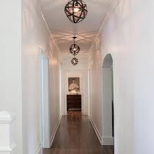 narrow hallway design ideas