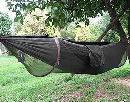 Camping Hammock Topist Hammock Tent Pop Up Mosquito Net Ultralight