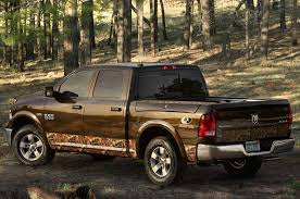 100 Pink Camo Trucks 2014 Ram 1500 Gets Mossy Oak Treatment Truck Trend