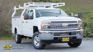 100 Work Trucks New 2019 Chevrolet Silverado 2500HD Truck Extended Cab Pickup