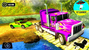 100 Truck And Tractor Pulling Games Heavy Duty Pull Vs Tow Transporter Roid GamePlay FHD