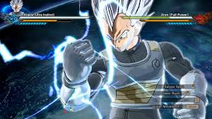 Mastered Ultra Instinct Vegeta Whis Symbol Battle Suit