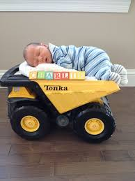 Baby In Tonka Truck | My Stuff | Pinterest | Babies, Picture Ideas ... Tonka Big Soft School Bus Toy 2002 Hasbro Truck Sounds My Ebay Trucks Buy Online From Fishpondcomfj 11 Tonka Chuck And Friends Wheel Pals Cars Mini Vehicles Toyota Hilux Transformed Into Truck Behind The Chuck And Friends Highway Fleet Toys Games 8 Pc Lot Hasbro Playskool Rubber Body Plastic Ford F750 Dump Official Pictures Specs Digital Early Cab Pickup 60s V Rare Nmint 100 70cm 4x4 Off Road Hauler With Dirt Bikes Toughest Mighty Handle Color May Vary At Low