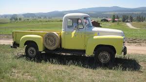 1957 International S-120 4X4 Pickup - Classic International ...