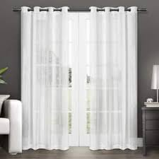 Sunbrella Curtains With Grommets by Stripe Curtains U0026 Drapes Shop The Best Deals For Dec 2017