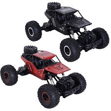 100 Remote Controlled Truck 116 Scale 4WD 12mph Control Car Offroad Electric Vehicle RC