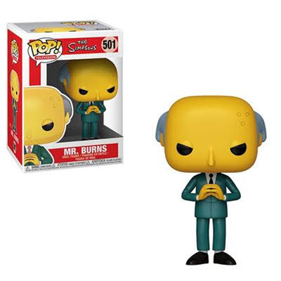 Funko POP The Simpsons Mr Burns Vinyl Figure