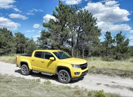 100 New Chevy Mid Size Truck 2015 Chevrolet Colorado Is An Allnew Notsosize Pickup Aaron