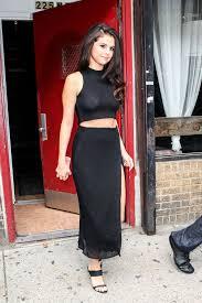 Selena Gomez Suffers Wardrobe Malfunction Selena Gomez Shows 1