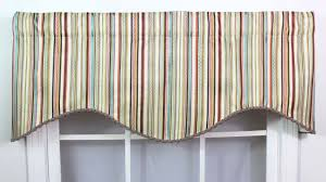 Window Art Tier Curtains And Valances by Charlton Home Atwood 50