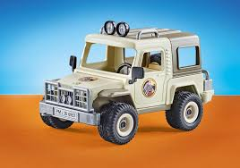 100 Safari Truck OffRoad 6581 PLAYMOBIL USA