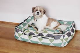 review jax bones lounge bed dog milk