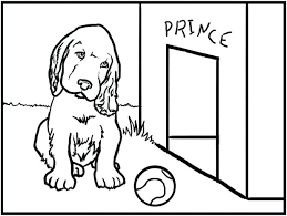 Printable Dog Coloring Pages For Kids Of Cute Dogs And Puppies Cat Free Online