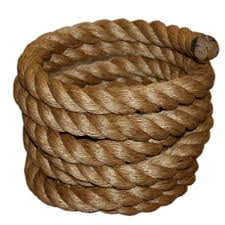1 1 2 in x 50 ft Manila Rope 30 097 50 The Home Depot