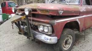 1964 GMC 4WD Truck Restoration- Part 3 - YouTube 1964 Gmc 34 Ton Crustine Bought Another One Youtube Cc Outtake Ton 44 V6 Pickup All The Right Numbers 5000 B5000 L5000 H5000 Bh5000 Lh5000 Trucks And Tractors For Sale Classiccarscom Cc1032313 Other Models Sale Near Cadillac Michigan 49601 Gmc Truck Low Rider Classic Restomod Hot Rod Chevy C10 Rat Vehicles Specialty Sales Classics Vintage Searcy Ar From Sand Creek Short Bed Stop Side
