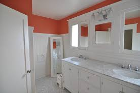 Coral Bathroom by Family Bathroom Archives House Updated
