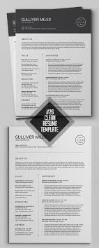 Clean And Minimal Resume Templates | Design | Graphic Design ... The Best Free Creative Resume Templates Of 2019 Skillcrush Clean And Minimal Design Graphic Modern Cv Template Cover Letter In Ai Format Cvresume Design In Adobe Illustrator Cc Kelvin Peter Typography Package For Microsoft Word Wesley 75 Resumecv 13 Ptoshop Indesign Professional 2 Page File 7 Editable Minimalist Free Download Speed Art