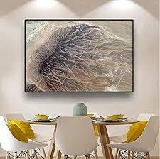 yuanminglu abstrakte wandmalerei leinwand malerei ozean