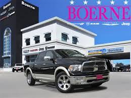 100 2009 Dodge Truck PreOwned Ram 1500 Laramie 4D Crew Cab In Boerne