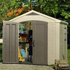 Lifetime 15x8 Shed Uk by 8 X 6 Plastic Garden Shed U2013 Exhort Me
