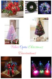 Small Tabletop Fiber Optic Christmas Tree by Fiber Optic Christmas Decorations Hip Who Rae