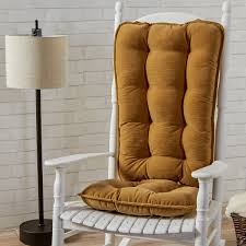 Greendale Home Fashions Jumbo Rocking Chair Cushion Set ... Rocking Chair Cushions Ebay Patio Rocking Chair Ebay Sears Cushion Sets Klear Vu Polar Universal Greendale Home Fashions Jumbo Cherokee Solid Khaki Diy Upholstered Pad Facingwalls Llc Upc Barcode Upcitemdbcom Spectacular Sales For Standard Microfiber
