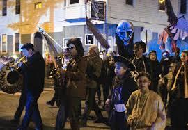 Greenwich Village Halloween Parade 2015 by Woburn Halloween Parade