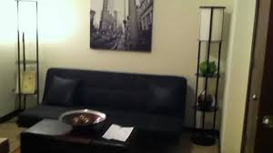 Threshold Arc Floor Lamp by Adesso Stewart Round 3 Tier Floor Lamp Review Youtube