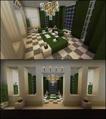 Best Living Room Designs Minecraft by Minecraft Green Living Room Furniture Curtains Chandelier