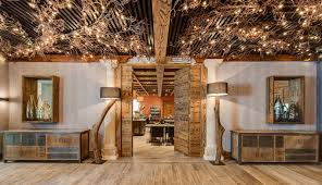 Rustic Interior Design Meets Luxury In This Gastrobar Spain