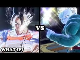 Title Ultra Instinct Goku SSJ4