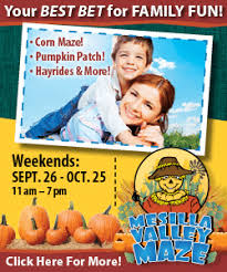 Las Cruces Pumpkin Patch Maze mesilla valley maze las cruces magazine