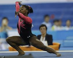Simone Biles Floor Routine 2014 by Simone Biles Is Now American Woman With Most Gold Medals At