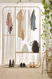 Decorative Metal Garment Rack by Calvin Double Clothing Rack Urban Outfitters Urban And Bedrooms