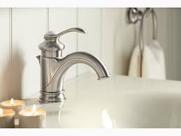 Kohler Fairfax Bathroom Faucet Leak by K 12182 Fairfax Single Control Bathroom Sink Faucet Kohler