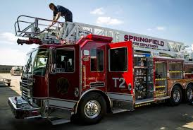 Springfield Fire Department Wants Two New Engines At A Cost Of $1.2M ...