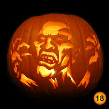Pumpkin Faces To Carve Scary by Ideas Spooky Halloween Pumpkin Carving Ideas For Your Home
