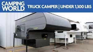 100 Truck Camper Camping 2018 Travel Lite 625SL RV Review World