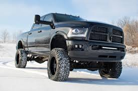 100 Ram Diesel Trucks BDS 8 4Link Lift 20142018 Dodge 2500 4WD