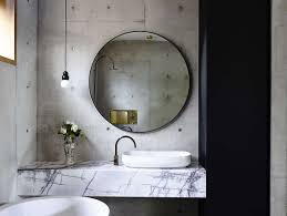 100 Concret Walls Adding E To The Bathroom In Style Modern Minimalism