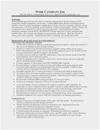 Sample Resume For Factory Worker Amazing