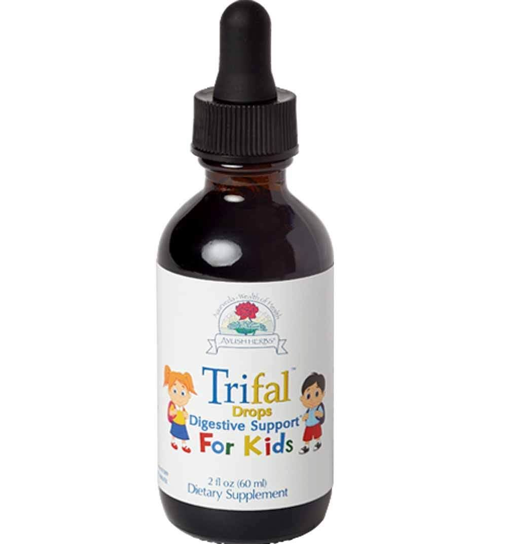 Ayush Herbs - Trifal for Kids 2 fl oz