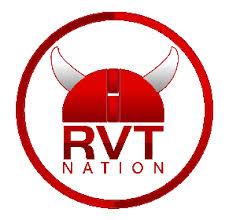 RVT Nation Red Viking Trucker