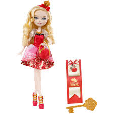 Apple Kitchen Decor At Walmart by Ever After High Apple White Doll Walmart Com