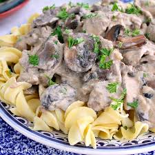 This Creamy Beef Stroganoff Recipe Is A Classic Comfort Food Easy Dinner