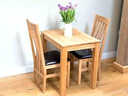 Oak Chairs For Kitchen Table Round And